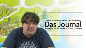 Journal 10.8.2018 News rund um Brettspiele
