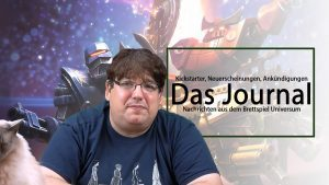 Journal 14.9.2018 News rund um Brettspiele  Podcast