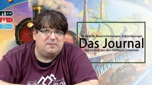 Journal 21.09.2018 News rund um Brettspiele Podcast