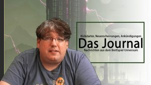 Journal 12.10.2018 News rund um Brettspiele Podcast