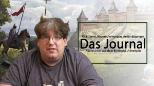 Journal 19.10.2018 News rund um Brettspiele Podcast