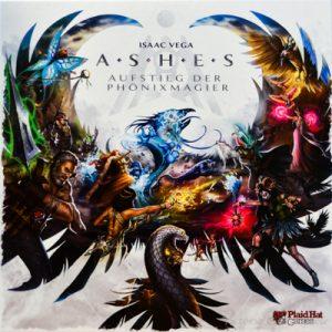 ASHES – Aufstieg der Phönixmagier