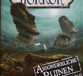 Eldritch Horror Absonderliche Ruinen