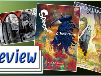 Sandman Ouvertuere Bd. 1 & Bd 2