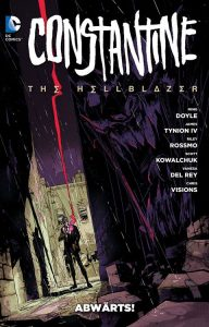 Constantine The Hellblazer 1-5