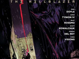 Constantine The Hellblazer 1-5