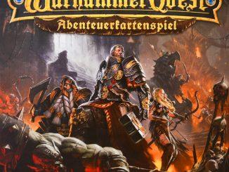 Warhammer Quest - Das Abenteuerkartenspiel