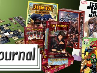 Spiele Journal 01.07.2016