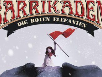Auf die Barrikaden Bd. 2: Die roten Elefanten_1