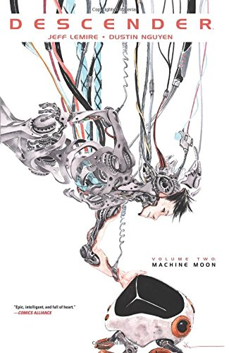 Descender Bd-2 Cover
