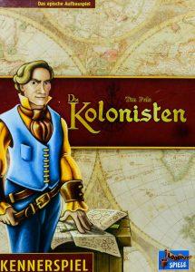 Die Kolonisten Cover