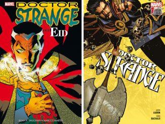 Dr. Strange Der Eid und Dr. Strange