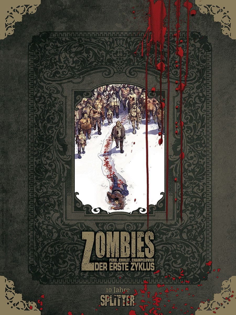 zombies erster zyklus cover