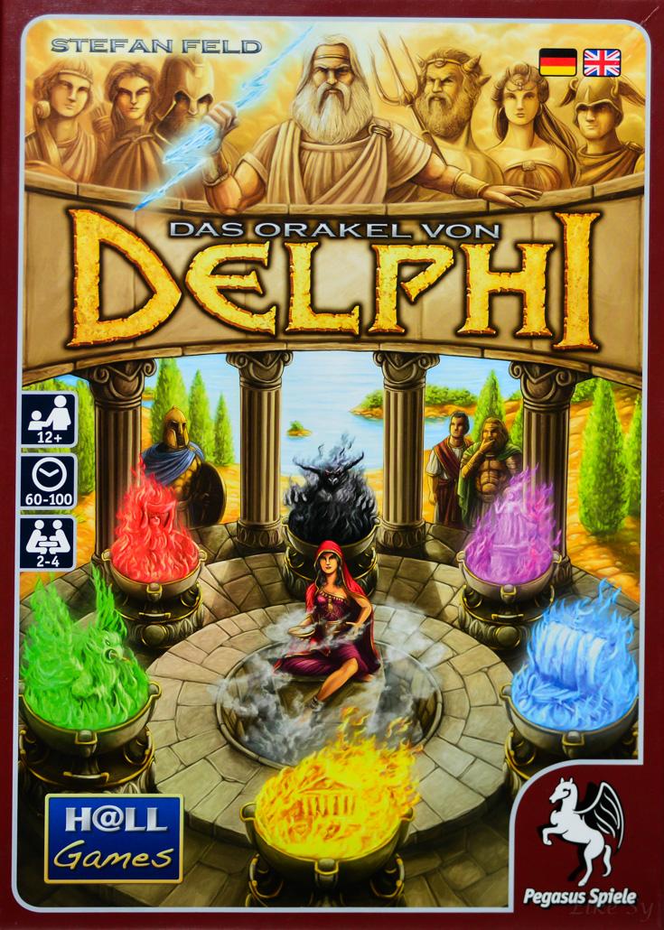Orakel Von Delphi Spiel