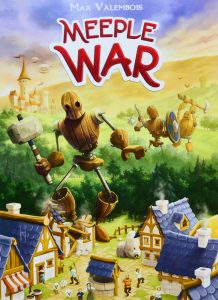 Meeple War Cover