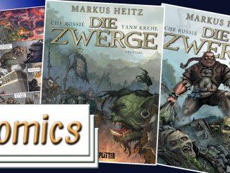 Die Zwerge Bd.1 Bd.2