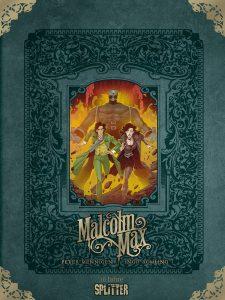 Malcolm Max Cover