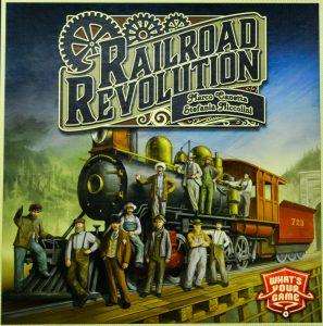 Railroad Revolution Cover