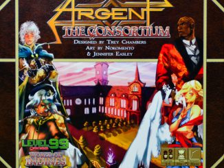Argent - The Consortium Cover