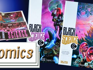 Black Science Bd.1 Bd.2