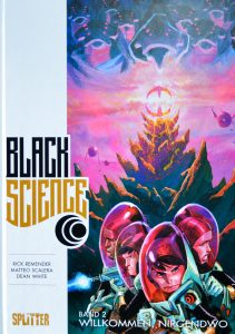 Black Science Cover Bd.1