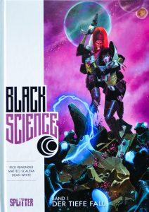 Black Science Cover Bd.2