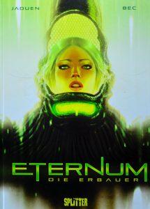 Eternum Bd. 2 Cover