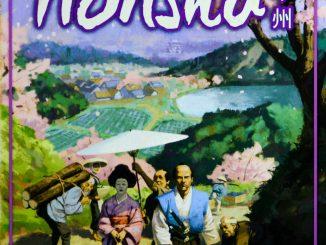 Honshu Cover