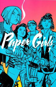 Paper Girls Bd.1 Cover