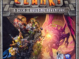 Clank!-3 Cover