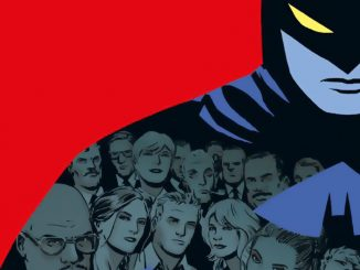 Gotham Central Bd. 5 Cover