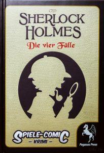 Scherlock Holmes Die vier Faelle-1