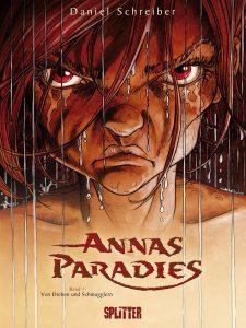 Annas Paradies Bd. 1 Cover