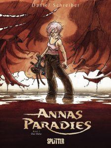Annas Paradies Bd. 2 Cover