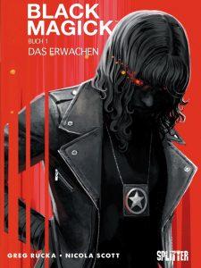 Black Magick Bd.1 Cover