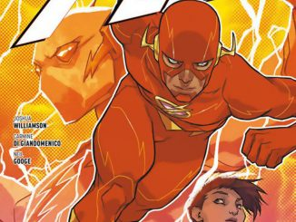 Flash Rebirth Bd.1 Cover