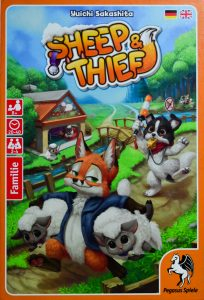 Sheep & Thief Cover