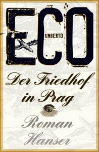 Der Friedhof in Prag - Umberto Eco