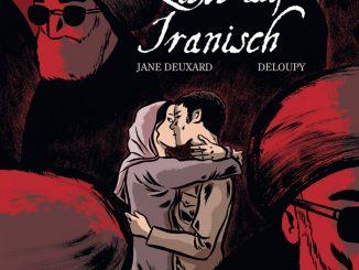 Liebe auf Iranisch Cover