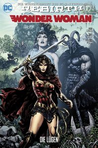 Wonder Woman Cover Rebirth Bd.1