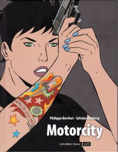 Motorcity Cover