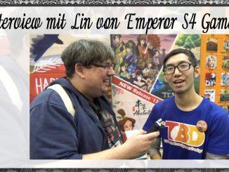 Interview mit Lin von Emperor S4 Games