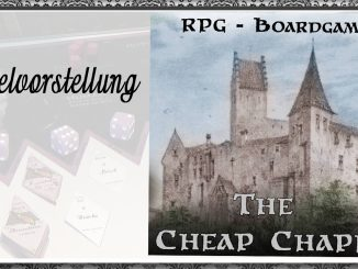 The Cheap Chapel Vorstellung