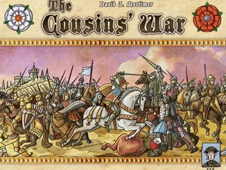 The Cousins' War Cover