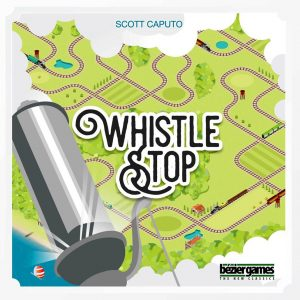 Whistle Stop Cover