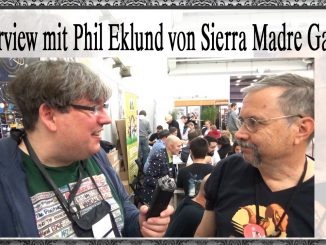 Interview mit Phil Eklund