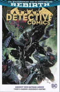 Batman Detective Comics Band. 1 cover