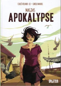 Magdas Apolkalpyse Cover