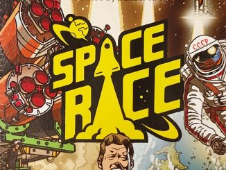 Space Race Cover