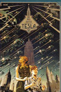 Die Drei Geister von Tesla Band 1 cover